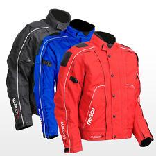 "Matador ""Fresco"" - Men's Motorcycle Jacket (removable shell to summer mesh)"