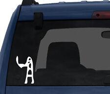 Egyptian Symbols #7 - Warrior Man Hieroglyph Decorative - Car Tablet Vinyl Decal