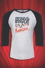 Animalize 1984-85 Lick It Up Vintage Tour JERSEY T-SHIRT FREE SHIP USA