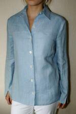 Malo Damen Blazer Jacke Mantel Blau Jacket Bluse 38 M
