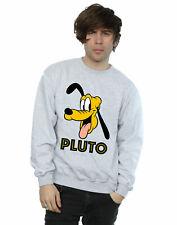 Disney Homme Pluto Face Sweat-Shirt