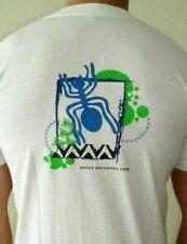 Nazca Spider T-shirt Nasca Lines Peru S M L peruvian polo 100% cotton