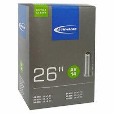 Schwalbe AV 14 extra léger Chambre à air vélo 26″