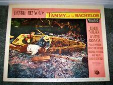 TAMMY AND THE BACHELOR 11x14 DEBBIE REYNOLDS/WALTER BRENNAN original lobby card