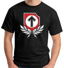 T-Shirt girocollo manica corta Celtic A99 Tyr rune