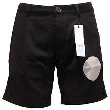 5865S bermuda uomo NEO MODENA nero pantalone short pant men