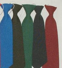 Garçons cravate Cravates, avec de nombreuses couleurs élastique neuf 6 mois - 6Years