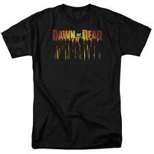 DAWN OF THE DEAD WALKING DEAD MENS TEE SHIRT
