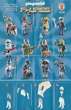 Playmobil 5596 Figuren Figures Serie 8 Boys - neuwertig