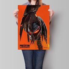 Predator Movie Poster Film Promo 2018 Wall Art Print