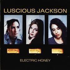 LUSCIOUS JACKSON- ELECTRIC HONEY (1999). CD.