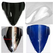 New Double Bubble For Honda CBR 600 F4i 2001-2007 02 03 04 05 06 Windscreen