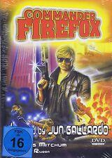 DVD NEU/OVP - Commander Firefox - Christopher Mitchum & Romy Rivera