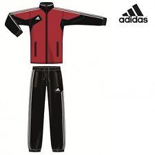 adidas Condivo12 Präsentationsanzug Jogginganzug rot/schwarz Gr 116-176 [X16865]