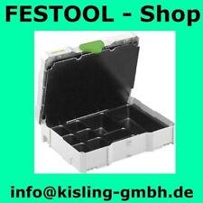 Festool Systainer SYS 1 Uni T-LOC # 497692