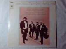 JUILLIARD STREICHQUARTETT Debussy Ravel lp RARO CBS