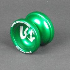 YOYO Aluminium GK 50mm Metal Core Green by Grannykool