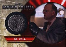 CAPTAIN AMERICA MOVIE M-7 DR. ZOLA COSTUME CARD