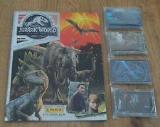 Panini Jurassic World Das gefallene Königreich Sticker Nr. 1 - 156 aussuchen