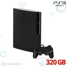 Sony PS3 - Konsole Slim 320 GB (inkl. Controller & Zub.)