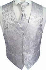 Veste de mariage,plastron,Pochette costume et cravate nr. 16.2 gr. 44-62 &