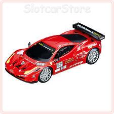 """Carrera GO 61211 Ferrari 458 Italia GT2 Risi Competizione """"No.062"""" 1:43"""