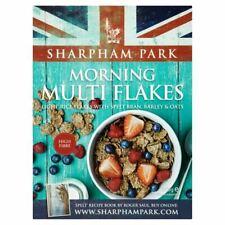 Sharpham Park | Morning Multigrain Flakes 375g