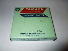 Yamaha piston anneaux piston rings rd400 type 1a3 4. excès ORIGINAL NEUF