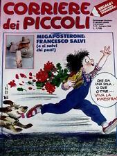 Corriere dei Piccoli 22 1989 Bounty - La Pimpa - Diario di Stefi