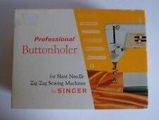 Singer Pro Buttonholer for Slant Needle & Zig Zag Sewing Machines 102577 Model