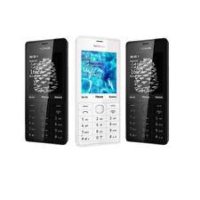 Nokia 515 Dual SIM Original Unlocked GSM English Keyboard Phone 2.4 Inches