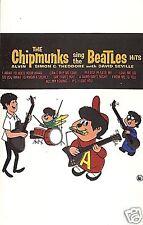 ALVIN & CHIPMUNKS SING BEATLES tape 1964