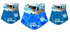 Todo Para Patas AFP Perro Cachorro Chill Out enfriamiento Hielo Bandana Varios Tamaños
