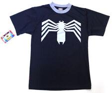 Pure Hero VENOM Spider-man Dry Fit Crew Sport Running Shirt S-XL