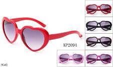 678401d044 Bonito Gafas de Sol para Niños Forma de Corazón Clásico Elegante FDA  APROBADO UV