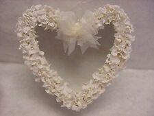 Small Hydrangea Heart Shape see through top box Gift Party Wedding Decor Favor