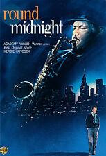 Round Midnight (DVD, 2008) ss~Herbie Hancock~Dexter Gordon~Martin Scorsese