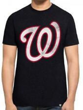 47 Brand MLB Washington Nationals Knockaround Club Tee T-Shirt Mens Forty SEVEN