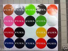 FITS Dodge Challenger Fuel Door Decal 2011 2012 2013 2014