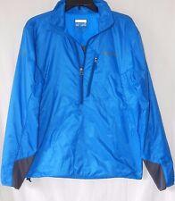 Marmot Isotherm Alpha Insulated 1/2 Zip Cobalt Blue Jacket 81580 Men's Small NEW