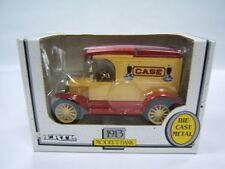Ertl Ford 1913 Model T Delivery Case orange Bank Mib