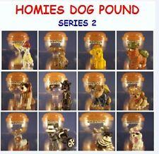 HOMIES DOG POUND SERIES 2 -  MINI CAKE TOPPER FIGURE - YOU PICK ONE