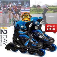 Patines En línea Ajustables Rollerblades Con Ruedas Suaves De Silicona