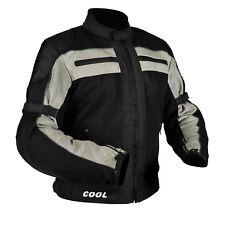 "Matador ""Cool"" - Men's Summer Mesh Motorcycle Jacket (with Protectors)"