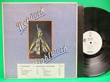Network Nightwork 1976 LP Album WLP DJ Promo w/Insert