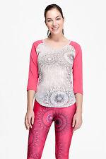 DESIGUAL Sport-Kollektion Shirt *TS_L T-S 3/4 SLEEVE B*  blanco