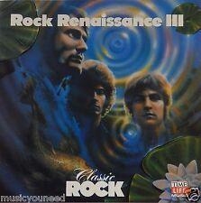 Time Life Classic Rock Renaissance III - Various Artists (CD 1990) VG++ 9/10