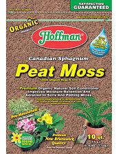 Hoffman A H /Good Earth 15503 Sphagnum Peat Moss, 10-Qts.