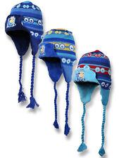 MINIONS cappello invernale paraorecchie CATTIVISSIMO ME bimbo da 3-6 anni tg 54