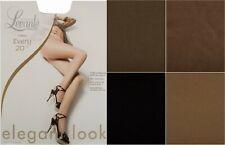 SG Collant calze donna 20 den 22 dtex tuttonudo setificato opaco LEVANTE articol